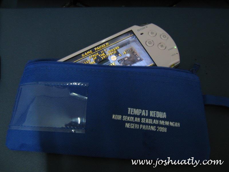 Usage: Put PSP