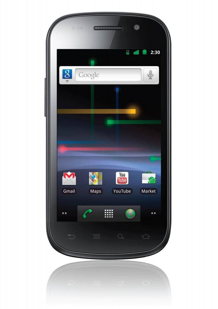 Sexy Google Nexus S