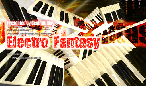 O2jam analog ost song compilation august 2011 mp3 streaming electro fantasy beautifulday stopboris