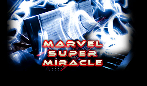 Marel Super Miracle - Melon Coaster