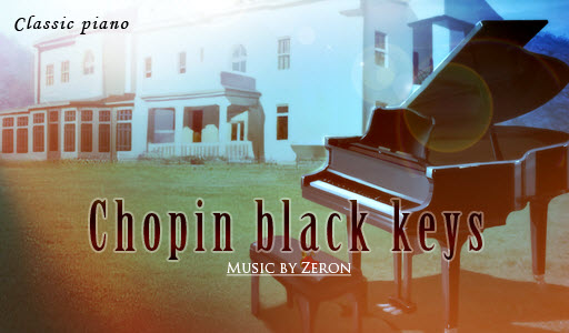 Chopin Black Keys – Zeron