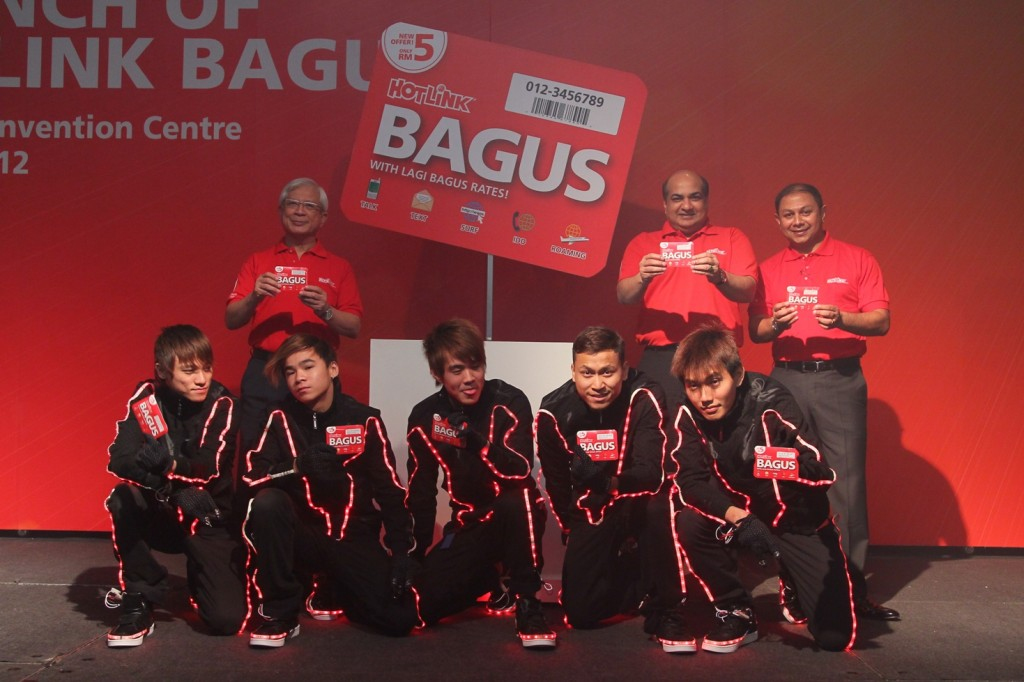 Hotlink Bagus Prepaid Launch Event 1