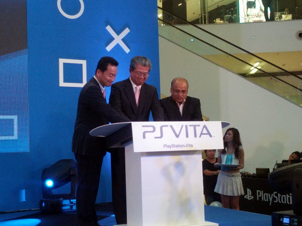 The Moment @ PlayStation Vita Malaysia Launch
