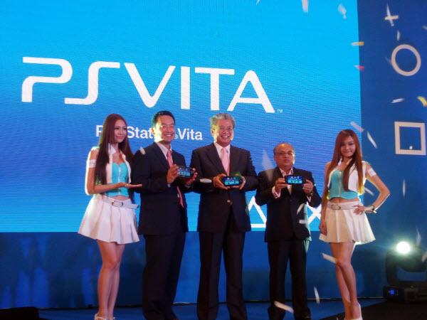 PlayStation Vita in Malaysia! @ PlayStation Vita Malaysia Launch