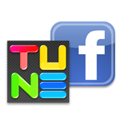 DJMax Technika Tune PS Vita Facebook Share