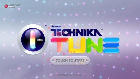 DJMax Technika Tune PS Vita Menu 1