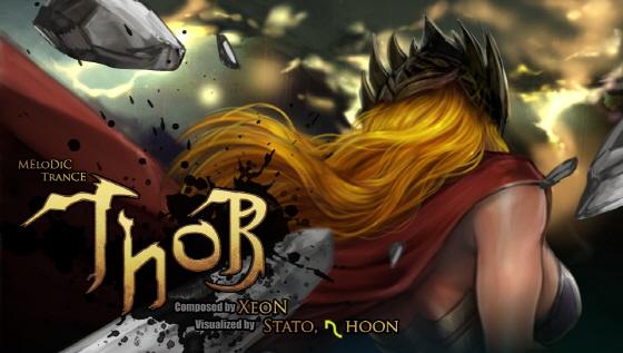 DJMax Technika Tune PS Vita: Xeon - Thor