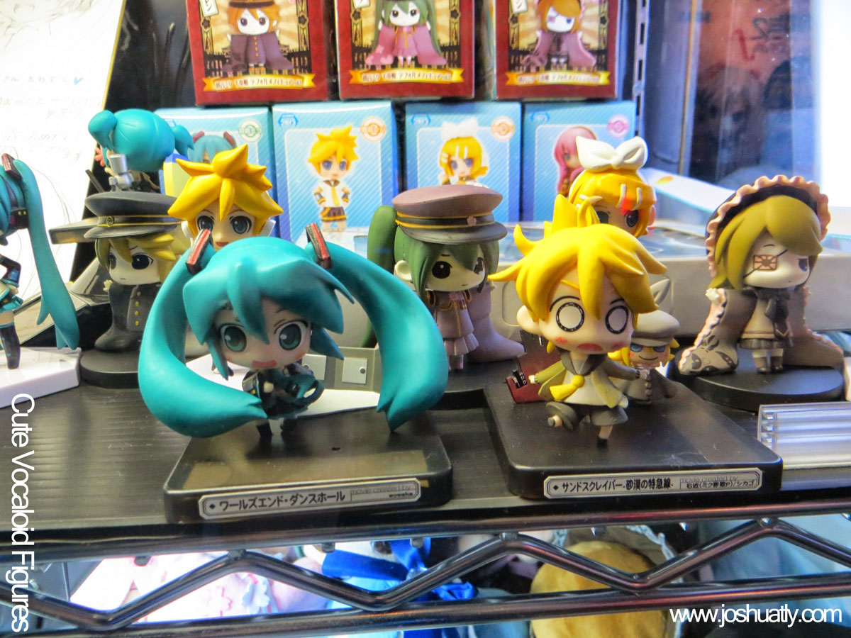 joshuatly tokyo trip - vocaloid figures footer